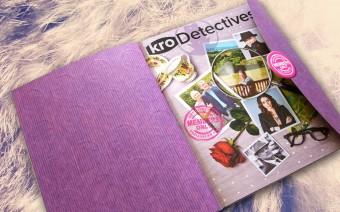 KRO Detectives Magazine