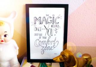 Let the magic begin…